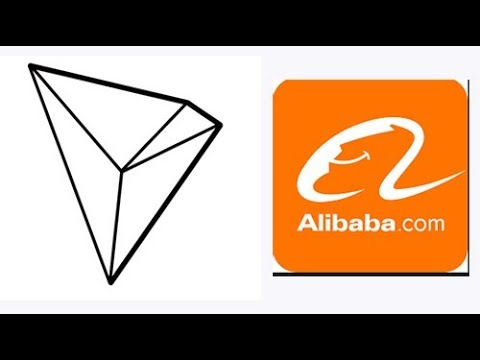 TRON(TRX) teams up with Alibaba to launch new crypto exchange. TRON to be top 10 coin soon?