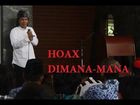 Cak Nun – Hoax Ada Dalam Segala Keadaan