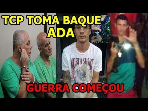 ? ADA INVADE FAVELA DE TCP APOS TOMAR BAQUE