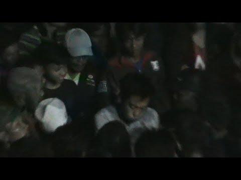 Pencak Dor Di Desa Kedawung||Ada Pemuda Mabuk Pingsan Di tengah Penonton , Saat laga berlangsung