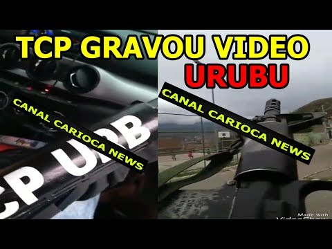 ?TCP DO URUBU GRAVA VIDEO DEBOCHANDO DO ADA