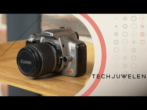 Techjuwelen – Canon EOS 300D – De eerste betaalbare DSLR