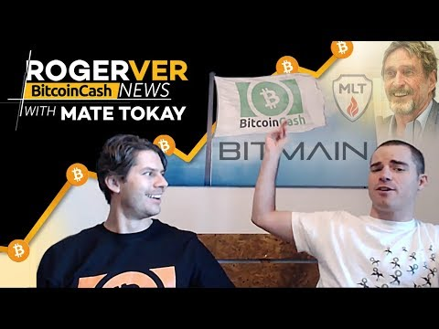 Bitcoin Cash News with Roger Ver – Triathlon Sponsorship, Hackers Support BCH, BCH DevCon & More