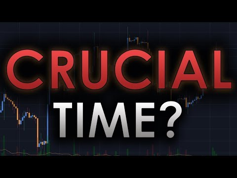 IS THIS THE MOST CRUCIAL TIME FOR BITCOIN? – Cryptocurrency/BTC Trading Analysis