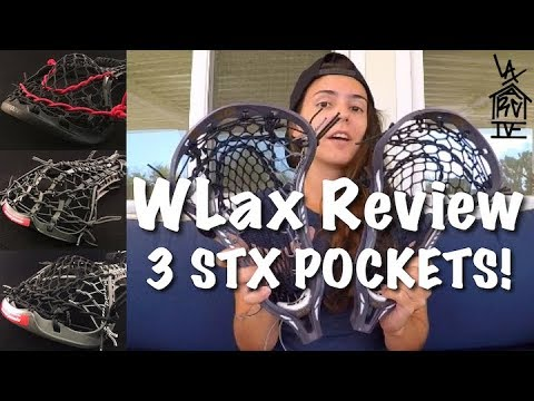 NEW CRUX MESH PRO POCKET and STX Pockets Review