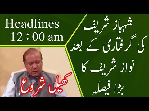 Neo News Headlines | 12 : 00 am | 8 October 2018