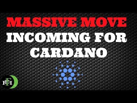 Cardano ADA – Massive Move Incoming For Cardano (Must Watch)