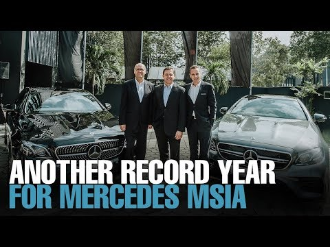 NEWS: Mercedes-Benz M'sia on track for record 2018