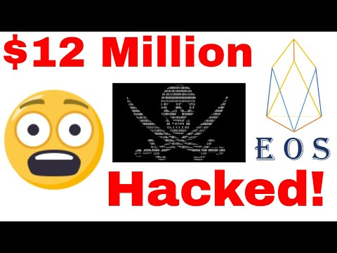 EOS Hacked! $12M Rescued by Block Producer EOS Sw/eden