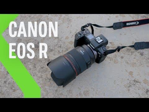 Canon EOS R, análisis: APUESTA DE FUTURO