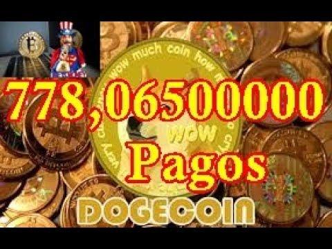 Faucet Paga 778,06500000 Dogecoin Em 20 Minutos Na Coinpayments – Pagando Desde 2014