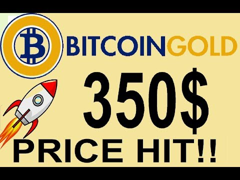 BITCOIN GOLD PRICE PREDICTION 350$ PRICE HIT | PRICE MOVING UP | BITCOIN GOLD MINING #GAMESZCRYPTO