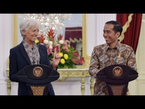 #IMFWBMeetingBali Apakah #Jokowi Ada Hut4ng Baru? Mengejutkan Reaksi Warga