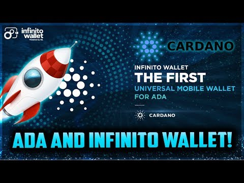 INFINITO WALLET IS THE FIRST UNIVERSAL MOBILE WALLET FOR ADA! | INFINITO UPDATES