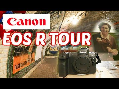 Canon EOS R Tour #Fotocasion