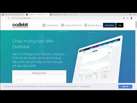 OODLEBIT ICO REVIEW – Giao dịch Bitcoin, Ethereum, EOS và tiền điện tử khác