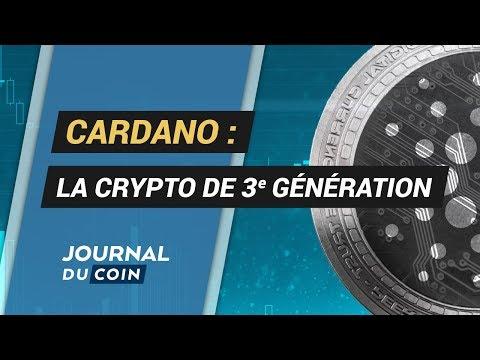 Analyse CARDANO : La crypto de TROISIÈME GÉNÉRATION !
