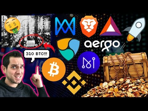 $2 Million BTC Puzzle ? Stablecoin OVERLOAD! Virtual Satoshi Monument | Binance Delistings | AERGO ?
