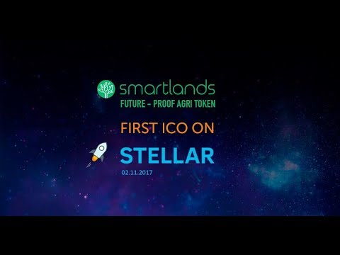 Stellar (XLM) – SmartLands Billion Dollar Partnership – Tokenizing Real Estate and Agriculture