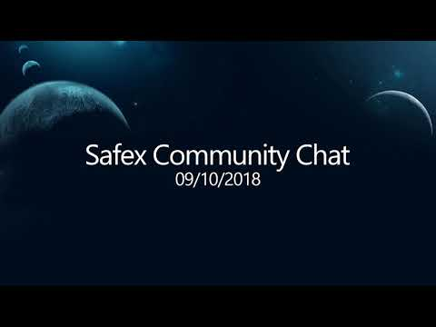 [Audio] Safex Community Chat – Discord 09/10/2018