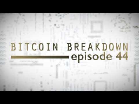 Cryptocurrency Alliance Bitcoin Breakdown | Episode 44 | BTC breaks Up as Stock Market takes a Dump.