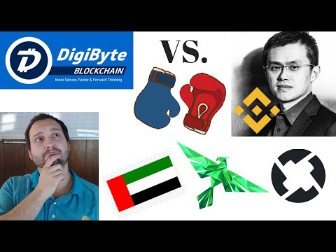 DigiByte and CZ Binance at it Again! Powered By ETC? The Wealthy Using PundiX!? ZEN Giveaway! TA +