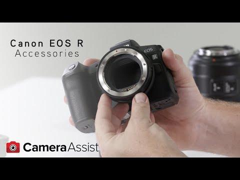 Discover the EOS R Adaptor range