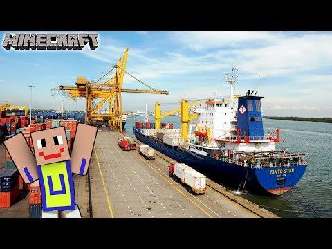 Upiiiin Senang! Ada Pelabuhan Baru Di Kampung Durian Runtuh