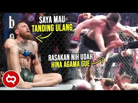 Insiden Khabib vs McGregor Gak Ada Apa-apanya! INILAH ATLET-ATLET DUNIA YANG TERLIBAT ADU JOTOS