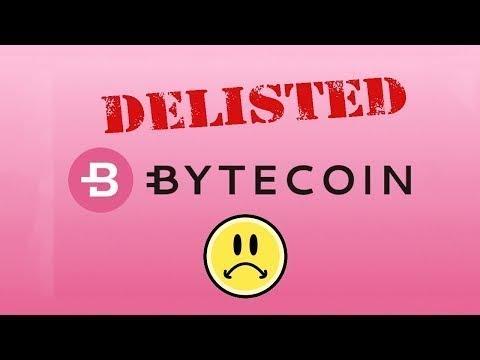 #201 – Binance xóa BCN + 3 đồng khác / Bittrex xóa BTS + 2 / Crypto sẽ nhỏ lại / SpankChain Hack