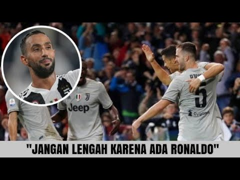 """Benathia: """"Ada Ronaldo, Juventus tak boleh sombong dan lengah, justru harus lebih kompak lagi"""""""