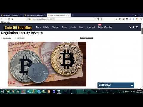 CryptoCurrency News, World & India.