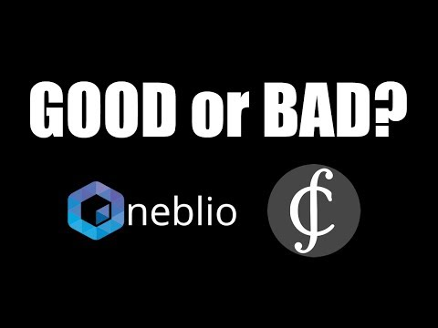 My Thoughts on Neblio and Credits – Daily Bitcoin and Cryptocurrency News
