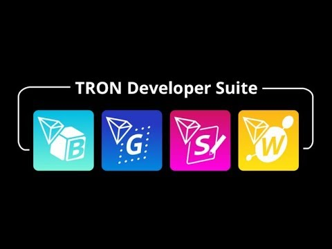Tron #TRX – All-In-one Developer Suite Released – 200x Faster Than ETH, 100x Cheaper Than EOS