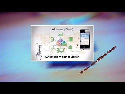 #65 – IoT-s időjárás állomás