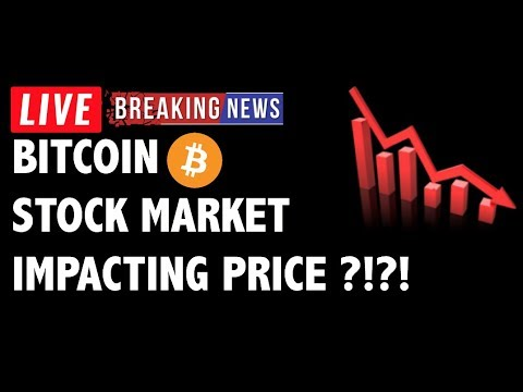 Stock Market Crash is Impacting Bitcoin (BTC)?! – Crypto Technical Analysis & Cryptocurrency News