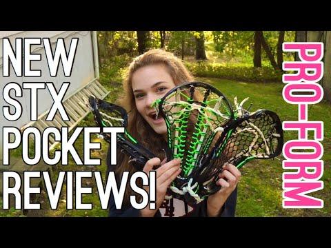 STX PROFORM POCKET REVIEW! | LaxGirlsWorld