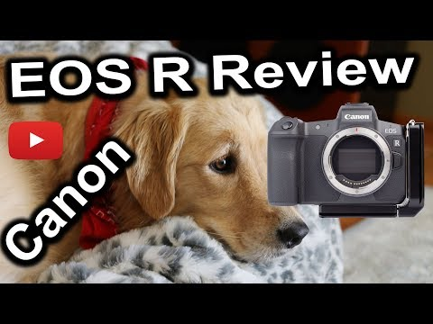 Canon EOS R MirrorLess Camera initial Review