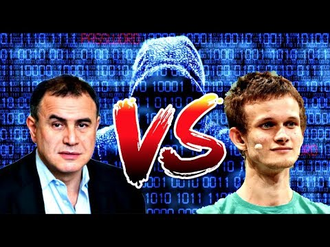 CRYPTOCURRENCY SCAMS & DR DOOM BATTLES VITALIK BUTERIN