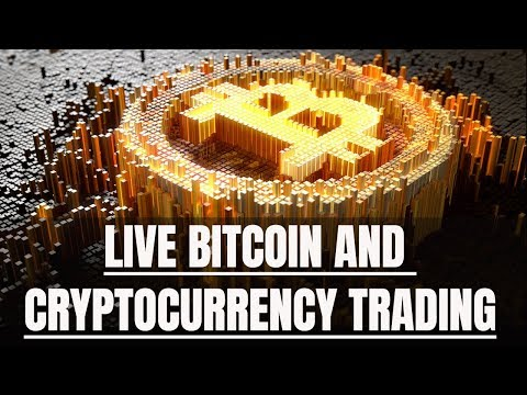 *LIVE* Bitcoin, Bitcoin Cash, Ripple XRP, EOS Technical Analysis and market update #18