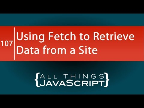 JavaScript Problem: Using Fetch to Retrieve Cryptocurrency Data