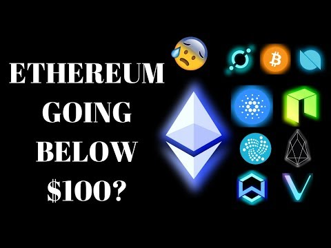 Analysis: Could Ethereum Drop Below $100? (SEC, ICOs, EOS + More)