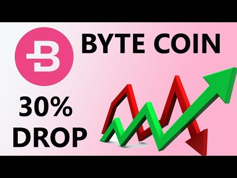 BYTECOIN BCN PRICE PREDICTION  29% PRICE DROP | BYTECOIN MINING  #BCN  #GAMESZCRYPTO