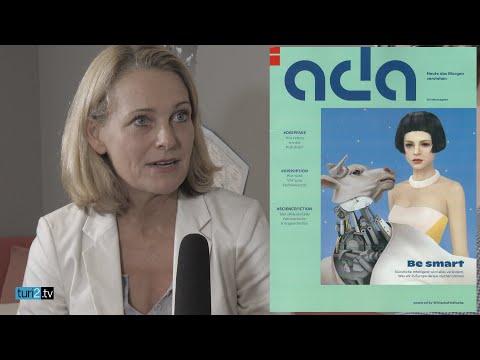 """Miriam Meckel will mit """"Ada"""" ein Wirtschaftswunder schaffen."""