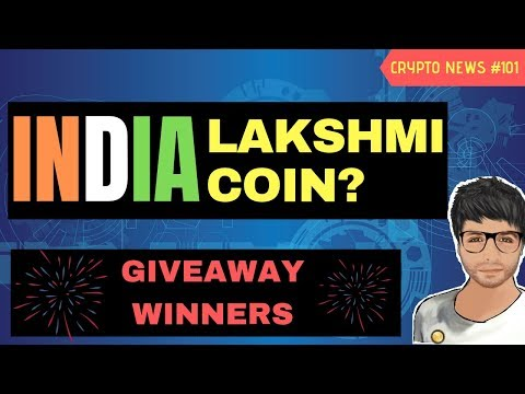 India Planning Lakshmi Coin? Yobit Plans to PUMP coins, DogeCoin Giveaway Winners – Crypto News #101