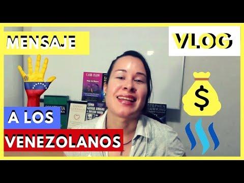 GANA DINERO CON STEEMIT | INVITANDO A LOS VENEZOLANOS A SUPERAR LA CRISIS