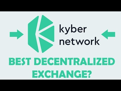KYBER NETWORK REVIEW (KNC TOKEN) – EASY TO USE DECENTRALIZED EXCHANGE FOR ERC20 TOKENS