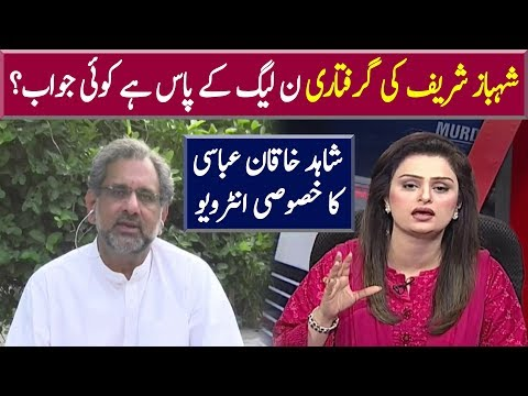 Shahid Khaqan Exclusive Interview | News Talk 11 October 2018 | Neo News
