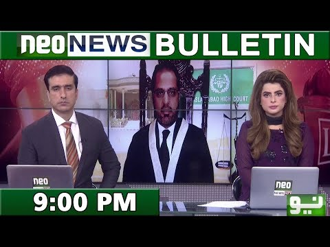 Neo News Bulletin | 9:00 PM | 11 October 2018