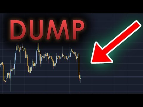 MAJOR BITCOIN SELLOFF: $5,000 INCOMING? – BTC/CRYPTOCURRENCY TRADING ANALYSIS
